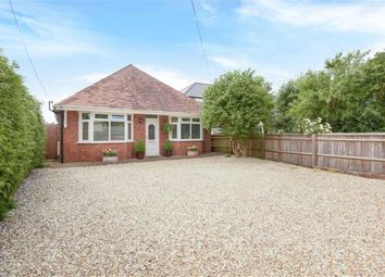 Thumbnail 3 bed detached bungalow for sale in Lechlade Road, Highworth, Wiltshire