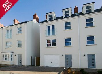 Thumbnail 3 bed semi-detached house to rent in Hauteville, St. Peter Port, Guernsey