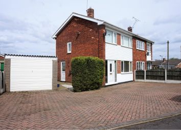 3 bed semi-detached house for sale in Oakwood Drive, Doncaster DN3