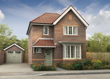 "Thumbnail 3 bedroom detached house for sale in ""The Heywood"" at University Park Drive, Worcester"