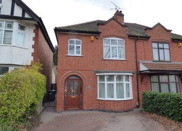 Thumbnail 3 bed semi-detached house for sale in Hinckley Road, Nuneaton