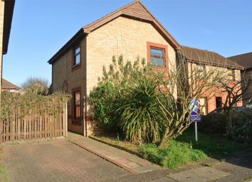 Thumbnail 3 bedroom detached house for sale in Hazel Croft, Werrington, Peterborough