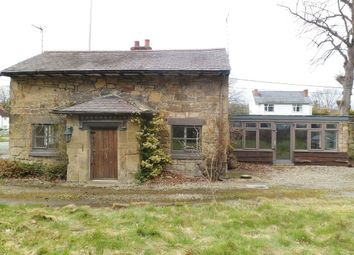 Thumbnail 2 bed detached house for sale in Park Road, Rhosymedre, Wrexham