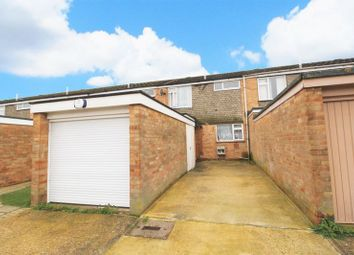 Thumbnail 3 bed terraced house to rent in Cherwell Court, Ewell, Epsom
