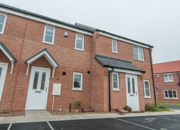 Thumbnail 2 bed terraced house to rent in Buckingham Court, Harworth, Doncaster