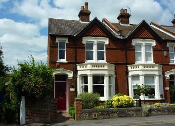 Thumbnail 4 bed end terrace house to rent in Albany Road, Salisbury