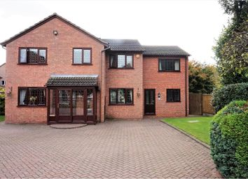 Thumbnail 6 bed detached house for sale in Dunley Croft, Solihull