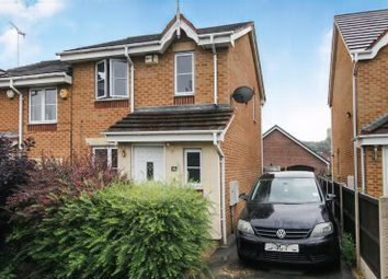 Thumbnail 3 bed semi-detached house for sale in Moat House Way, Doncaster