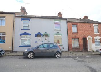 Thumbnail 2 bed terraced house to rent in Gordon Street, Semilong, Northampton