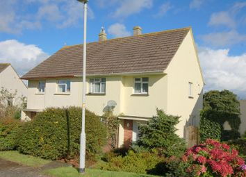 Thumbnail 3 bed semi-detached house for sale in Foulston Avenue, Plymouth