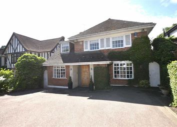 Thumbnail 5 bed property for sale in Camlet Way, Hadley Wood, Herts