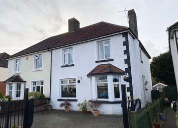 4 bed semi-detached house for sale in Dilwyn Gardens, Bridgend CF31