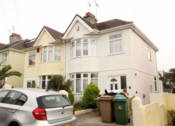 3 bed semi-detached house for sale in Furneaux Avenue, Milehouse, Plymouth PL2