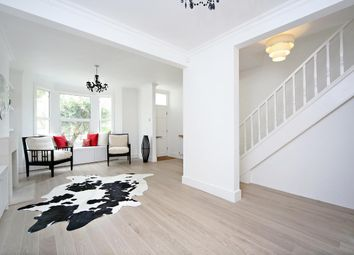 Thumbnail 5 bed terraced house to rent in Woodlawn Road, Fulham, London