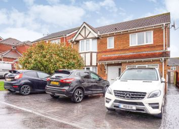 Thumbnail 4 bed detached house for sale in Coed Criafol, Barry