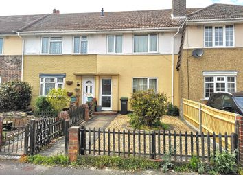 Thumbnail 3 bed terraced house for sale in Albemarle Avenue, Gosport