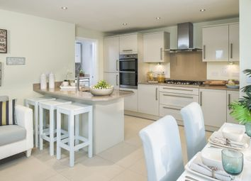 "Thumbnail 4 bed detached house for sale in ""Cornbury"" at Borough Avenue, Wallingford"