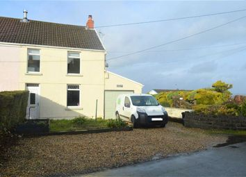Thumbnail 3 bed cottage for sale in Gowerton Road, Three Crosses, Swansea