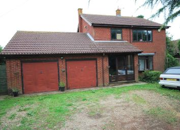 Thumbnail 3 bed detached house for sale in Jekils Bank, Holbeach, Spalding