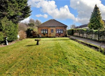 Thumbnail 3 bed detached bungalow for sale in Bottom Pond Road, Sittingbourne