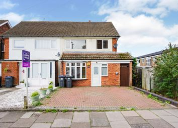 3 bed semi-detached house for sale in Prince Of Wales Lane, Yardley Wood, Birmingham B14