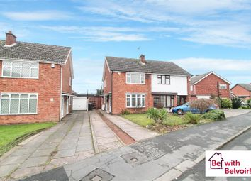Thumbnail 2 bed semi-detached house for sale in Woodside Way, Willenhall