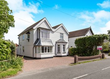 Thumbnail 4 bed detached house for sale in West Lane, Hayling Island