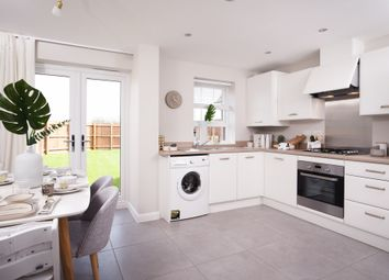 "Thumbnail 3 bedroom semi-detached house for sale in ""Finchley"" at Park Hall Road, Mansfield Woodhouse, Mansfield"