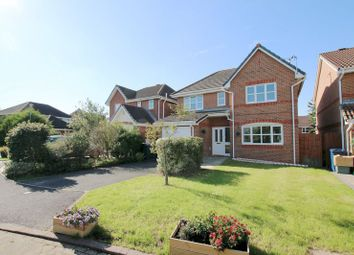 Thumbnail 4 bed detached house to rent in Tudor Road, Penwortham, Preston