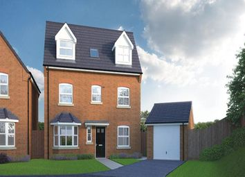 Thumbnail 4 bed detached house for sale in Fishers Green, Fishers Green Road, Stevenage