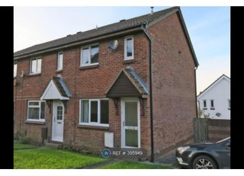 Thumbnail 2 bed end terrace house to rent in Jennyscombe Close, Plymouth