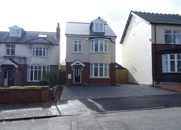 Thumbnail 4 bedroom detached house for sale in 198 Lightwoods Hill, Smethwick