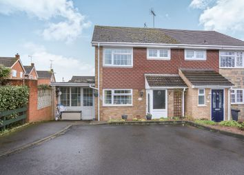 Thumbnail 3 bed semi-detached house for sale in Beaufort Avenue, Kidderminster