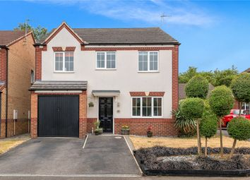 Thumbnail 4 bed detached house for sale in Magdalene View, Newark