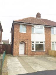 3 bed semi-detached house to rent in Pinecroft Road, Ipswich IP1