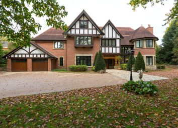Thumbnail 6 bed detached house for sale in Rappax Road, Hale, Altrincham, Cheshire