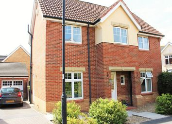 Thumbnail Detached house for sale in Summerleaze Crescent, Taunton, Somerset