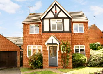 Thumbnail 3 bed detached house for sale in Raphael Close, Shenley, Radlett