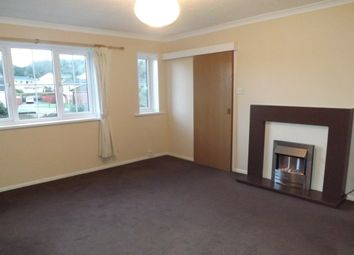 Thumbnail 2 bed flat to rent in Crabtree Close, Crabtree, Plymouth