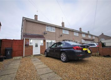 Thumbnail 2 bed end terrace house for sale in Dulverton Avenue, Swindon, Wiltshire