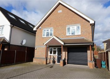 Thumbnail 5 bedroom detached house for sale in Mount Pleasant Lane, St. Albans