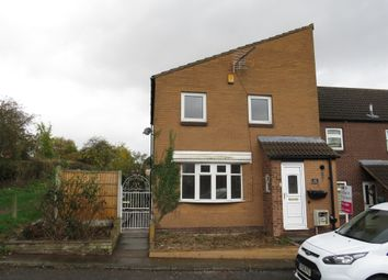 Thumbnail 3 bedroom semi-detached house for sale in Carnoustie, Worksop