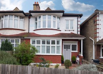 Thumbnail 3 bed semi-detached house for sale in Streatham, London