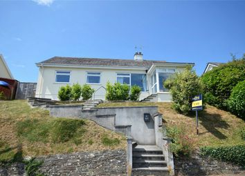 Thumbnail 3 bed detached bungalow for sale in Higher Polsue Way, Tresillian, Truro, Cornwall
