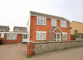 Thumbnail 4 bed detached house for sale in High Street, Caister-On-Sea, Great Yarmouth