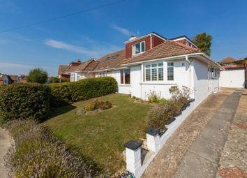 Bramble Rise, Brighton BN1. 4 bed semi-detached bungalow for sale