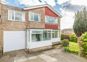 Thumbnail 4 bed link-detached house for sale in Frenton Close, Chapel House, Newcastle Upon Tyne
