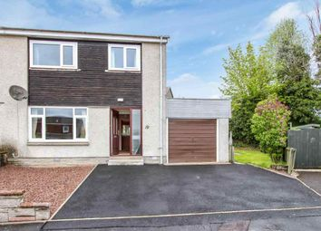 Thumbnail 3 bedroom semi-detached house for sale in Disblair Avenue, Newmachar, Aberdeen