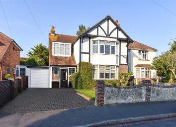 Thumbnail 4 bedroom detached house for sale in Marshall Avenue, Bognor Regis, West Sussex