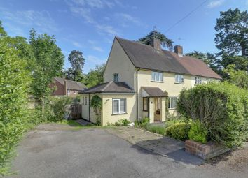 Thumbnail 3 bed semi-detached house for sale in Kingswick Drive, Sunninghill, Ascot